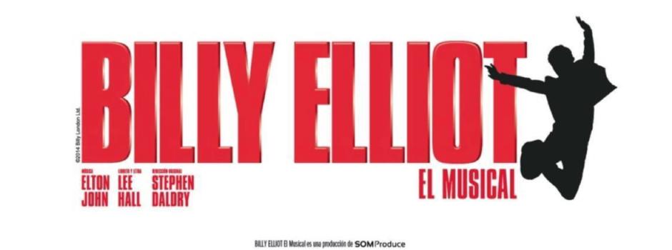 Billy Elliot, El Musical en Madrid, Nuevo Teatro Alcalá, Madrid , del 12-dic 2019 al 01-mar 2020