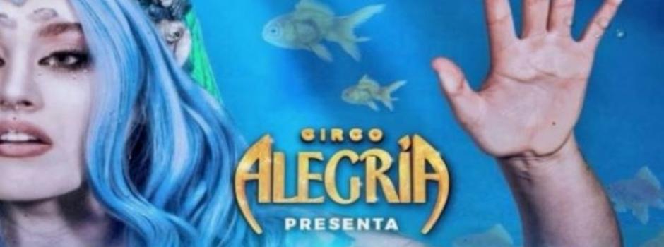 Circo sobre el agua, Carpa del Circo Alegría
