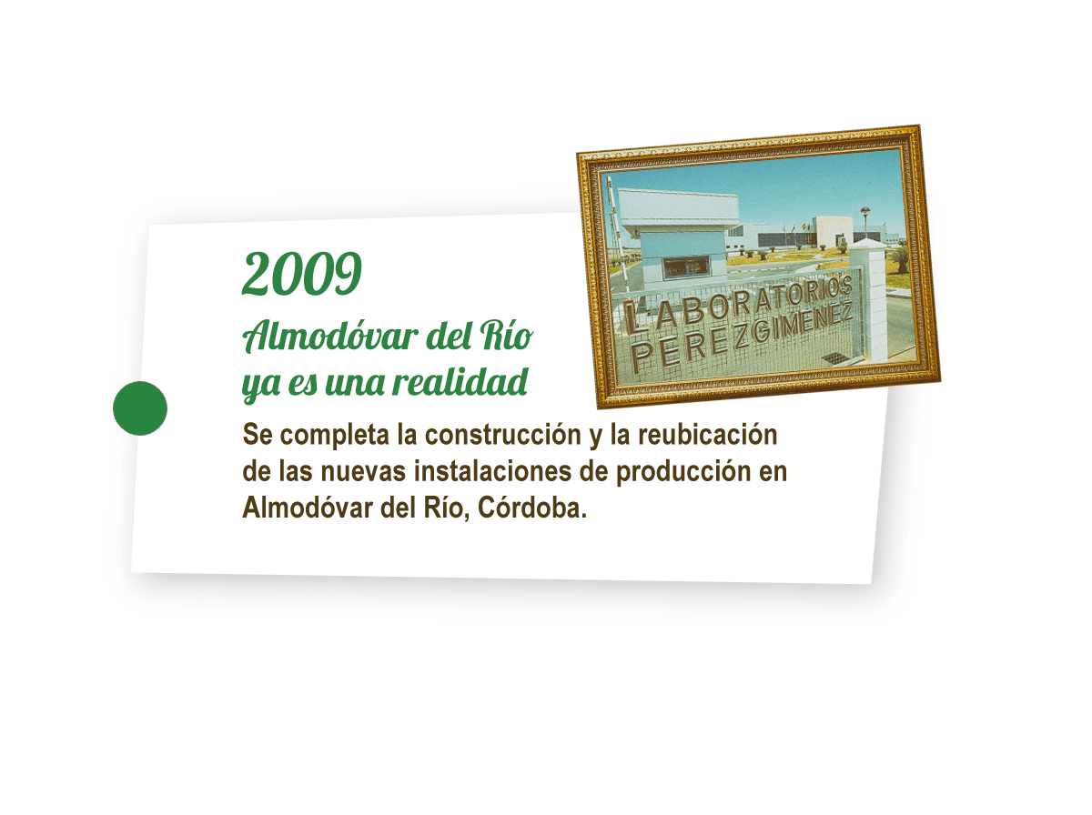 Historia Calmante Vitaminado PérezGiménez